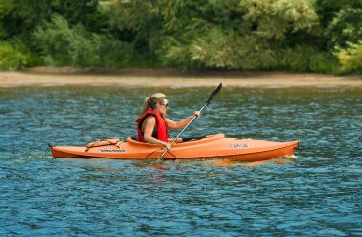 Sun Dolphin Aruba 10-Foot Sit-in Kayak